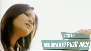 Video Terry - Harusnya Kau Pilih Aku (Lirik) MP3, 3GP, MP4, WEBM, AVI, FLV Mei 2019