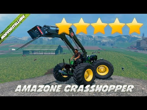 Amazon Crass Hopper v2.0