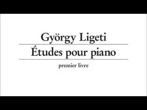 Gyrgy Ligeti: Etudes pour piano, book 1 | Simon Smith