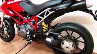 8. Ducati Hypermotard 796 2011 (11) 3400 miles