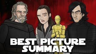 Video Star Wars - Best Picture Summary - Oscars 2018 MP3, 3GP, MP4, WEBM, AVI, FLV Maret 2018