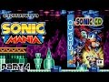 Countdown to Sonic Mania Part 4: Sonic CD (1993) Quartz Quadrant Zone