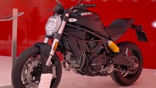4. 2017 Ducati Monster 797 First View | EICMA 2016