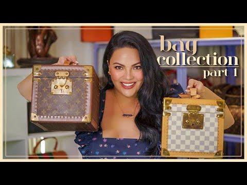 Part 1: MY BAG COLLECTION! | Kristina KC Concepcion