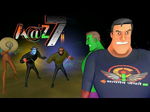 Zombies and Aliens Horror Story Part 7 | Animated movies | som tv | Siren head | A@Z7