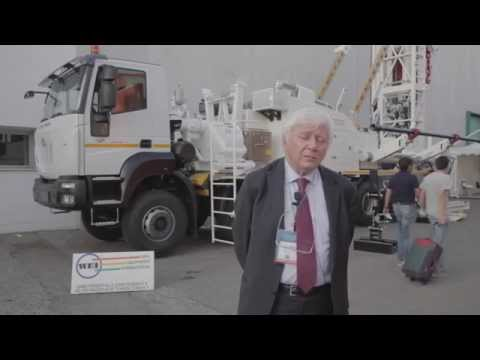 GEOFLUID 2014: VIDEOINTERVISTA WEI