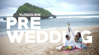 Video VLOGGG #38: Behind The Scene Pre Wedding MP3, 3GP, MP4, WEBM, AVI, FLV Agustus 2017