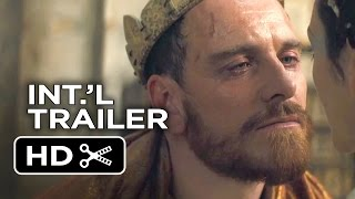 Macbeth Official International Teaser Trailer #1 (2015) - Michael Fassbender Movie HD