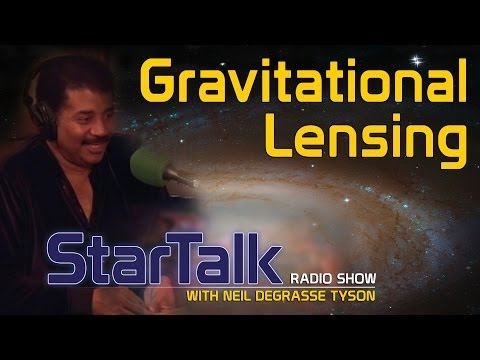 Neil deGrasse Tyson Explains Gravitational Lensing and Space Telescopes