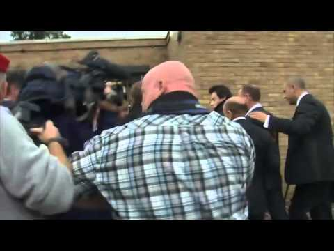 Gazza Admits Assault And Disorderly Charges