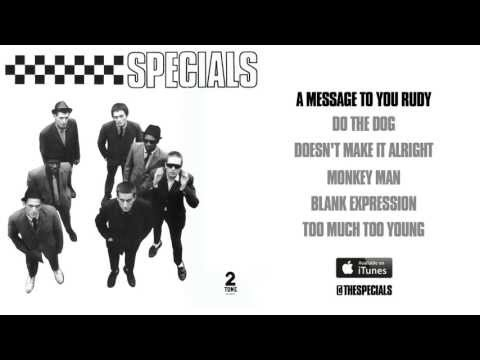 The Specials Album Sampler