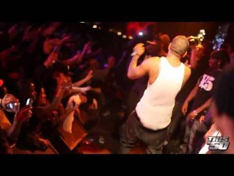 "Lloyd Banks Live @ BB King In NYC ""Playboy,Officer Down,I'm So Fly"""
