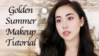 ✖️ Summer Makeup  Summer Makeup Tutorial  Golden Makeup Tutorial  Get Ready with Me  GRWM  Bronze Makeup Tutorial  Warm Makeup Tutorial  Wavy Hair Tutorial ✖️► SUBSCRIBE ► http://bit.ly/2iMFdPD____________________✖️ THANK YOU TO DUVOLLE & PEAK COSMETICS! ✖️Duvolle Styling Tools: www.duvolle.com70% off Code: ELENA70Peak Cosmetics: www.peakcosmetics.com10% off code: ELENA10____________________✖️ PRODUCTS USED IN THIS VIDEO ✖️CONCEALER & CONTOUR: http://bit.ly/2r66FhwPOWDER FOUNDATION: http://bit.ly/2qrJJF9EYESHADOW: http://bit.ly/2s4niayBLUSH: http://bit.ly/2r5V1TCMASCARA: http://bit.ly/2s4nI0u3D FIBER LASHES: http://bit.ly/2s4bAMTLIP BALM: http://bit.ly/2r4KTseLIPSTICK BASE: http://bit.ly/2rYTCMvDUAL LIPSTICK: http://bit.ly/2rHfLleHAIR BRUSH: http://bit.ly/2rHqjAMCURLING WAND: http://bit.ly/2r4QkHL____________________✖️ MORE VIDEOS YOU MAY ENJOY ✖️🌿 WHAT I EAT IN A DAY - VEGAN  Healthy Weight Loss Diet 🌿:https://www.youtube.com/watch?v=zwPqUvbuLK8✨ MY SKINCARE ROUTINE  How to Get Rid of Acne! ✨ https://www.youtube.com/watch?v=iVNQAv072M4💋 How to Get a Victoria's Secret Model's Body!  Victoria's Secret Model Workout 💋:https://www.youtube.com/watch?v=oG8SbTSzTzA😄 LOSE 24 LBS in 2 MONTHS! - 5 MORE Tips for EXTREME WEIGHT LOSS! 👍:https://www.youtube.com/watch?v=UH2gu8mIQhk____________________✖️ WHERE TO FIND ME ✖️Instagram: http://instagram.com/ElenaHouseFacebook: http://www.facebook.com/ElenaHouseFanPageWebsite: http://ElenaHouseOnline.comPatreon: http://patreon.com/ElenaHouseYouNow: https://www.younow.com/ElenaHouseShop: http://www.cafepress.com/MissElenaHouseTwitter: http://twitter.com/ElenaHouseGoogle +: http://plus.google.com/+MissElenaHouseIMDb: http://www.imdb.com/name/nm5893826/Snapchat: ElenaHouseBusiness Inquiries: ElenaHouseBusiness@gmail.com____________________✖️ DISCOUNT CODES & FAV PRODUCTS ✖️TEAMI BLENDS 20% off Code: ELENAH20http://www.teamiblends.com/OurProducts.aspFAV SKINCARE, MAKEUP, & MORE!https://tinyurl.com/kos8b9b____________________♡ ♡ ♡