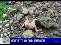 Video Wanita terjun dari jembatan - BIM 25/08