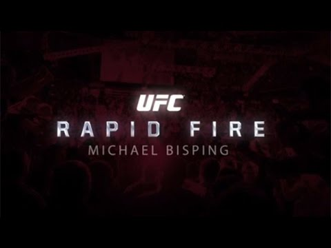 UFC 186: Rapid Fire with Michael Bisping