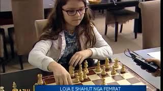 IMAZHI I DITËS - KRONIKË - LOJA E SHAHUT NGA FEMRAT 25.04.2018