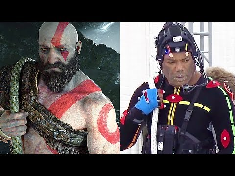 Video GOD OF WAR 4 Kratos Voice Actor Behind The Scenes Trailer download in MP3, 3GP, MP4, WEBM, AVI, FLV January 2017