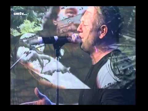 Almafuerte video Dónde está mi corazón? - Metal Rock Festival 2008