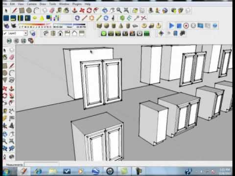 Kitchen designs 2 private 4rum Kitchen design software google sketchup