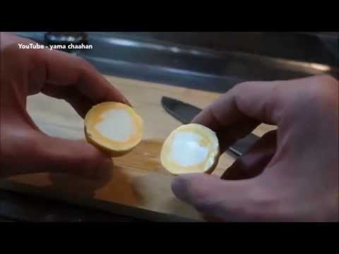 Evo kako pripremiti jaje, a da žumance bude spolja