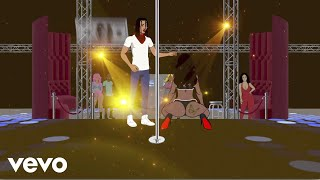 Tommy Lee Sparta - Taboo (Official Animated Video) ft. Silver Birds