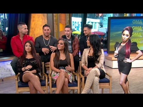 'Jersey Shore' Cast Interview 2012:  Snooki Motherhood, 'The Situation' Sobriety, J-WOWW Marriage