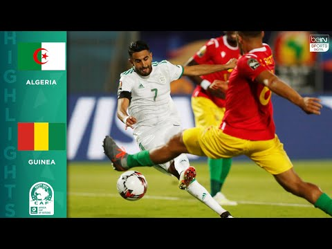 HIGHLIGHTS: Algeria vs. Guinea