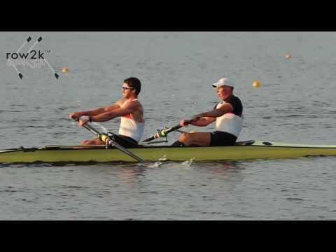 2016 USA Rowing Olympic Trials - M2- Time Trial