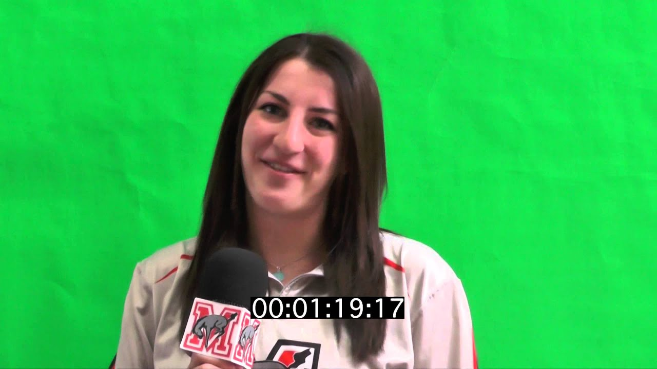 Muhlenberg College Winter Sports player intro outtakes