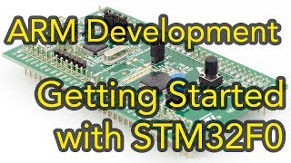 """Contribute to the channel:https://www.patreon.com/EE_Enthusiast A couple of you requested some ARM Development tutorials. I've recently acquired an STM32 Discovery board which I will be using extensively over the next few months, so I decided to throw together a few tutorials for you guys. In the first tutorial, we are looking at the initial setup of the board and go over the """"Hello World"""" application which is to get some LEDs blinking on and off board. Get in touch:Facebook: https://www.facebook.com/EEEnthusiastTwitter: https://twitter.com/EE_EnthusiastWebsite: http://eeenthusiast.comGitHub: https://github.com/VRomanov89Personal website: http://vladromanov.com Software:TBD Relevant Search Terms:EEEnthusiast, Vlad Romanov, Volodymyr Romanov, stm32 tutorial, stm32 keil, stm32 keil tutorial, stm32 keil examples, stm32 keil getting started, stm32 keil 5, stm32 discovery, stm32 discovery tutorial, stm32 discovery board, stm32 discovery led, stm32 discovery board programming, stm32f0 discovery tutorial, stm32f0 discovery keil tutorial, stm32cubemx tutorial, stm32 programming"""