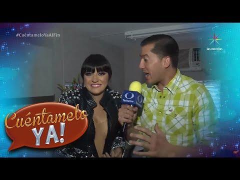 Maite Perroni recuerda sus inicios con RBD | Cuéntamelo YA!... Al fin
