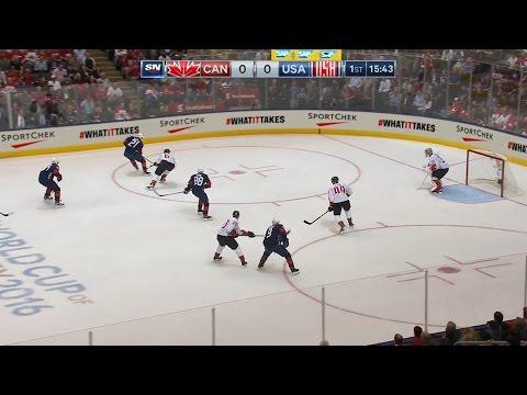 Кубок мира 2016. США - Канада | WCH 2016. Canada - USA. 20.09.16 (видео)