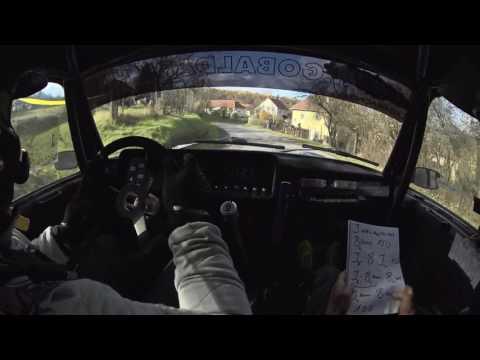 Csigoly - Danku M. Ózd Rally2 2016. GY3 (Rudabánya)