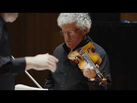 David Felder's Violin Concerto Jeu De Tarot with Irvine Arditti and Ensemble Signal видео