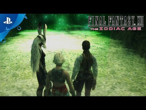 FINAL FANTASY XII THE ZODIAC AGE - Adventure Awaits Trailer | PS4