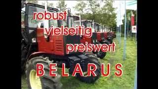 Unser selbst entwickeltes Video über Belarus Traktoren. Endlich auch auf Youtube verfügbar! Besucht uns und unsere Website unter: http://www.wup.de.