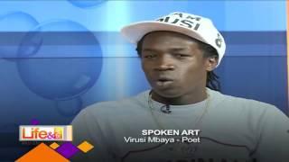 Download Lagu KTN Life and Style ׃ Artistic Tuesday, Spoken Art – Virusi Mbaya  06⁄12⁄2016 Mp3
