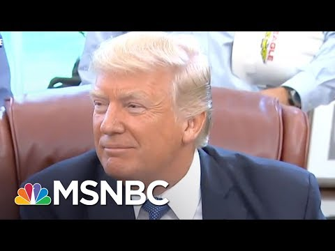 Report: Donald Trump Looks To Replace Rex Tillerson At State Department | The Last Word | MSNBC