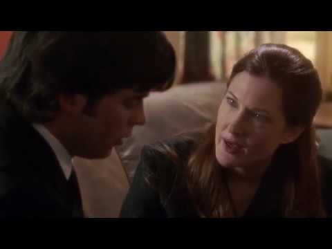 Smallville 5x12 - Clark talks to Martha after Jonathan Kent's death