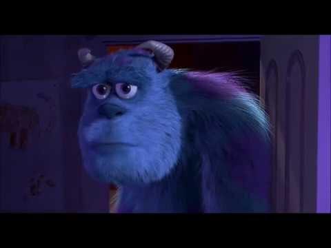 《怪獸電力公司》小女孩阿布當主角的電影海報在網上瘋傳,沒想到這部電影竟是…