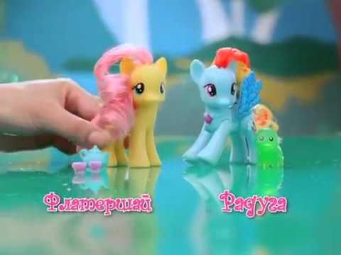 Пони с аксессуарами My little Pony в асс (A8210)