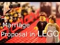 LEGO Marriage Proposal