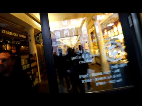 Quincy Market Cuisine and Google Glass (Faneuil Hall Marketplace)