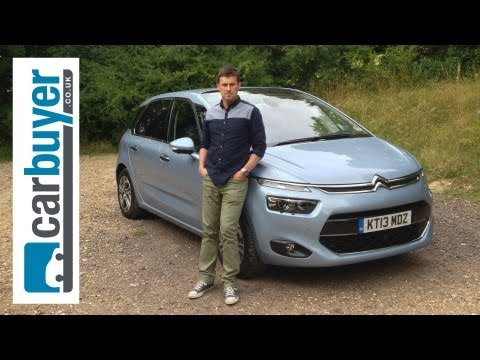Citroen C4 Picasso MPV 2013 review – CarBuyer