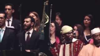 Download Lagu Les Voix Du Choeur - Mawlaya sali wa salim BIS مولاي صل وسلم (Avec la troupe soufie de Meknes) Mp3