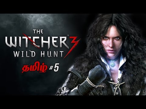 The Witcher 3 Part 5 Live Tamil Gaming