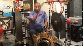 Gamelan Basics - Gong