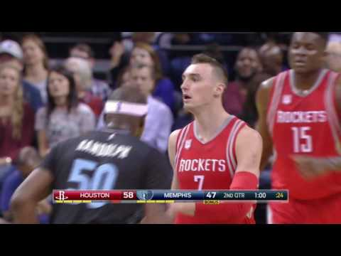 NBA Highlights: Rockets @ Grizzlies