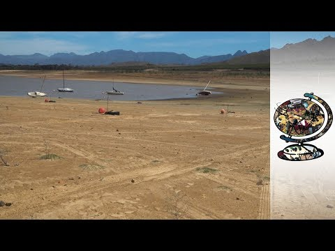 Cape Town Suffers Harshest Drought In A Century