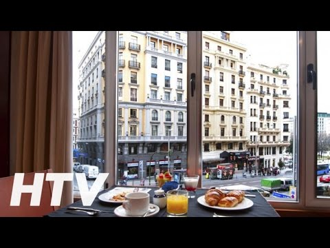 Hotel Tryp Madrid Plaza de España